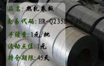 热轧卷板品种